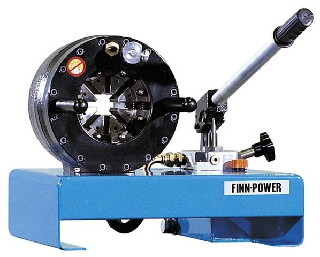 P20HP   Presse à sertir portative manuelle Finn•Power
