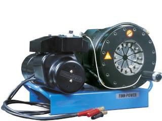 P32CS   Presse à sertir portative électrique 12/24V Finn•Power