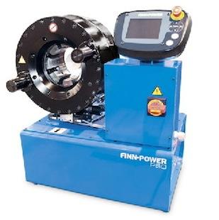 P60 | Sertisseuse hydraulique d'atelier Finn•Power