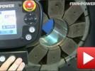 Presse de sertissage très grande puissance KingCrimper1200 Finn•Power